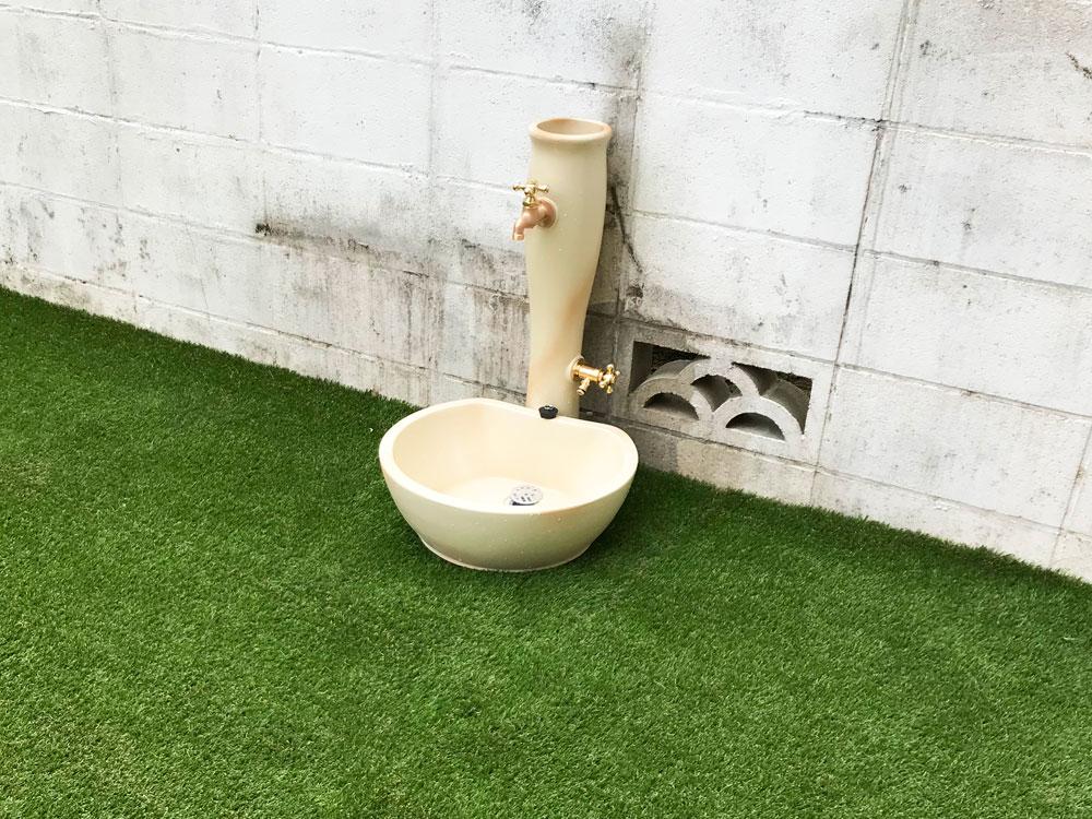 トーシンコーポレーションの外水栓